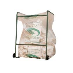 Large volume bag holder...