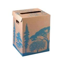 Cardboard bin 36 L (set of 10)