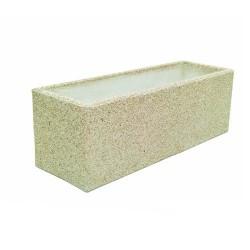 Pflanzgefäß aus Beton