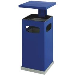 Ashtray bin with lid 70 L