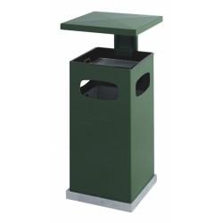 Ashtray bin with lid 80 L