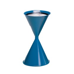 Conical sand ashtray