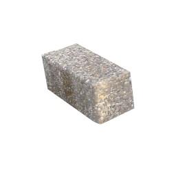 Modular concrete block for...