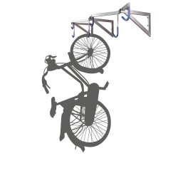 Range vélo mural CARTHAGENE...