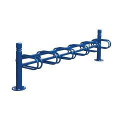 Agora 6-space cycle rack