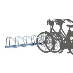 5-bike wall-mounted bicycle...