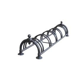 Versailles 5-bike rack, low...