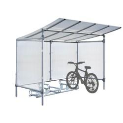Unterstände für Fahrräder