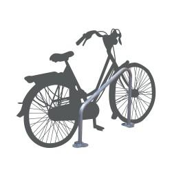 Support Vélos U étroit