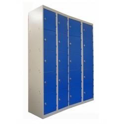 One-piece locker 5...