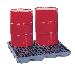 PE spill platform 4 drums