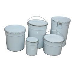 Steel Bucket 25L