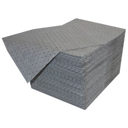 Single-ply absorbent sheets
