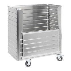 Light metal container 1050 L