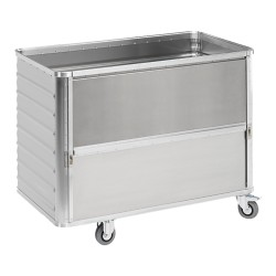 Light metal container 650 L