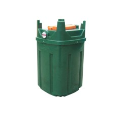 Container for spent oil