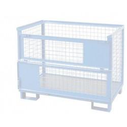 Container 1/2 folding door