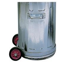 Wheels for galvanised steel...