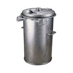 Verzinkter Behälter 90 L