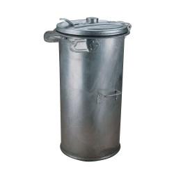 Galvanised container 110 L