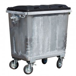 Metallbehälter 770 L