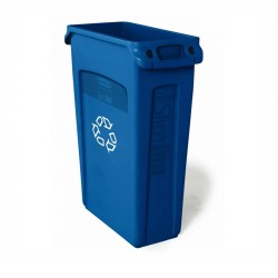 Waste collector with...