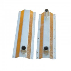 Trunnions for containers...