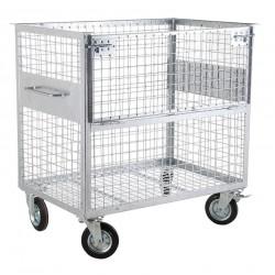 Gitterbehälter 800 L