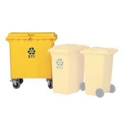 Conteneur renforcé déchets...