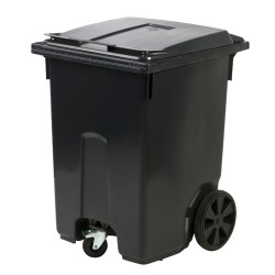 Conteneur plastique maxi 400 L